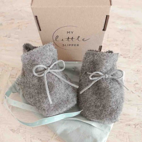 Baby Slipper alpaca